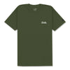 WELCOME T-SHIRT - OLIVE