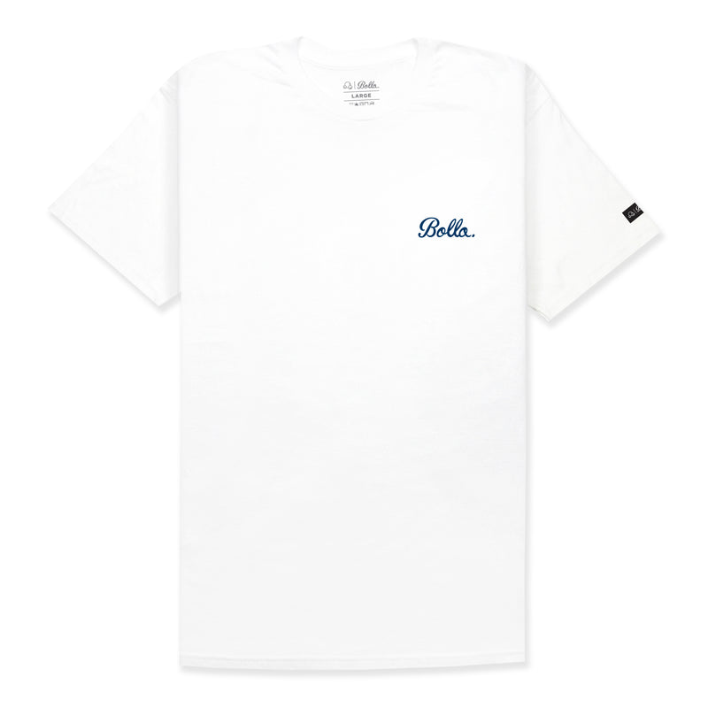 WELCOME T-SHIRT - WHITE (ONLINE EXCLUSIVE)