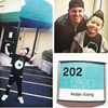 Lil' Mr Boys on Ellen