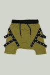 Commando Shorts - Khaki