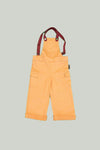 Lil' Overalls with relaxed fit, pockets and contrasting straps for cool kids