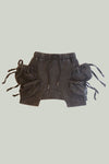 Pick Pocket Shorts - Vintage Black