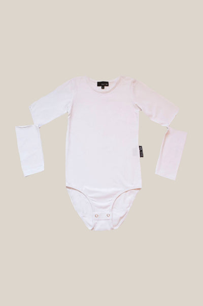 Lil' Body suit - White