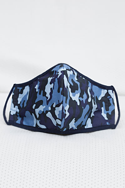 Midnight Navy Camo