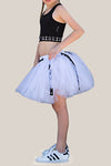 TooToo Cool Skirt - White