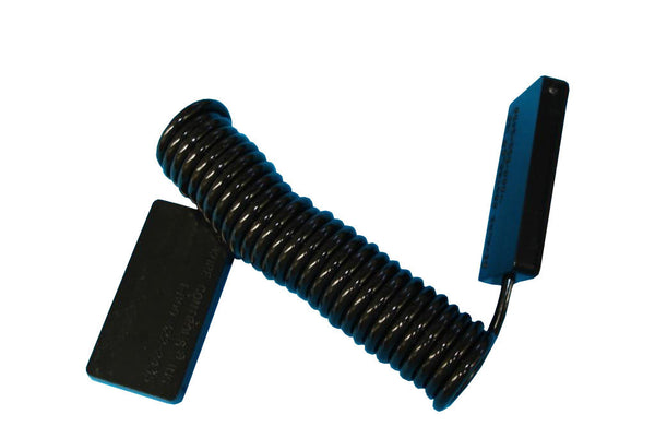 Sk1905 Coiled Cable Security Retail Theft Control