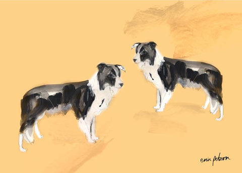 BORDERCOLLIES |  A3 OPEN EDITIONS