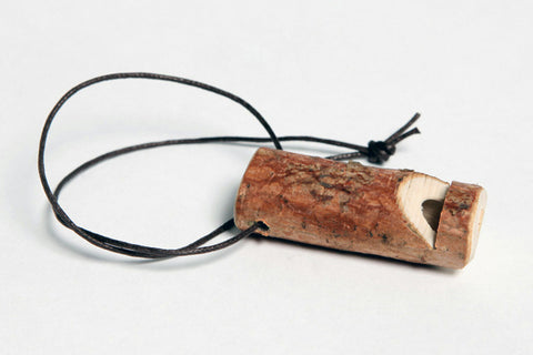BIRCH WOOD DOG WHISTLE