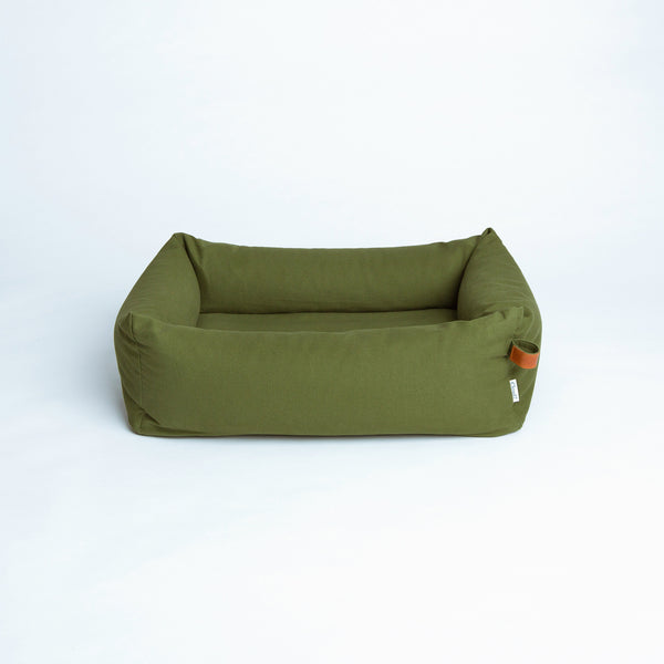 CLOUD 7 - SLEEPY BED (NEW GREEN SMALL)