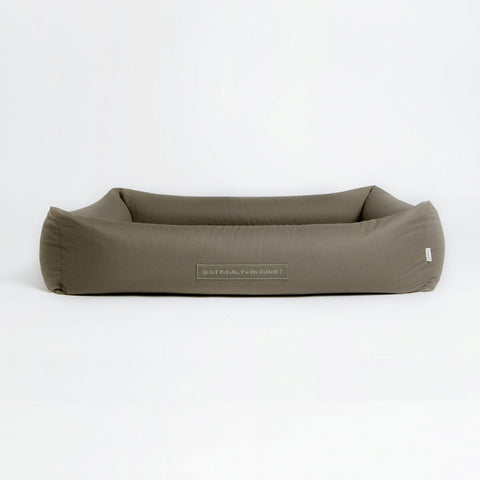 CLOUD 7 - SLEEPY BED (OLIVE LARGE)