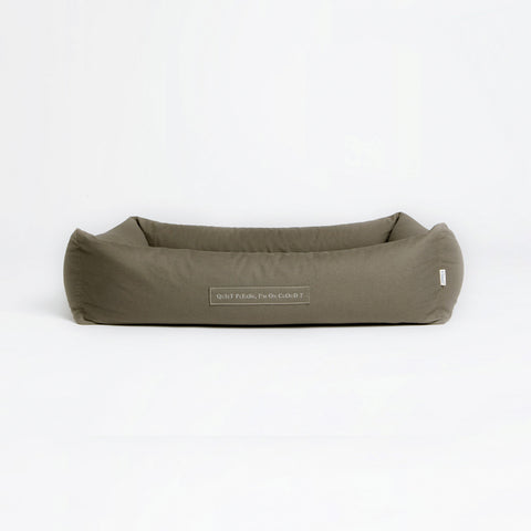 CLOUD 7 - SLEEPY BED (OLIVE MEDIUM)