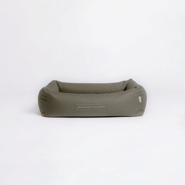 CLOUD 7 - SLEEPY BED (OLIVE SMALL)