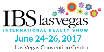 We'll be at the International Beauty Show in Las Vegas!!!