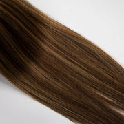 AVERA #4/27 Mix Balayage Clip-In Hair Extension