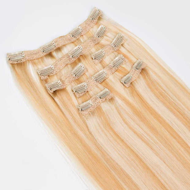 AVERA #14/22 Mixed Blonde Clip-In Hair Extension