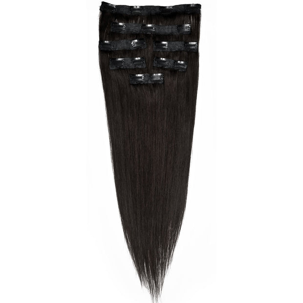AVERA #1 Black Clip-In Hair Extension