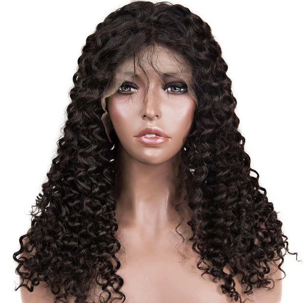 Curly 360° Lace Wig Water Wave