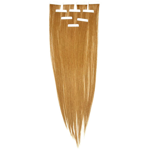 AVERA #27 Light Brown Tape-In Hair Extension