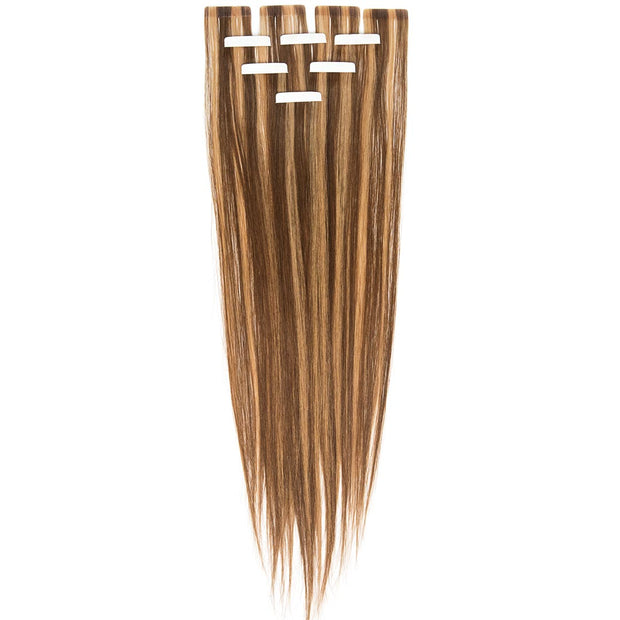 AVERA #4/27 Mixed Blonde Tape-In Hair Extension