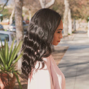 AVERA Hair Wavy Full Lace Wig Body Wave