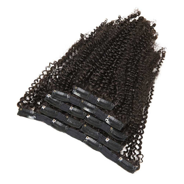 Avera Hair- Curli Crush Clip Ins | Curly Weave Hair Styles
