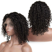 Curly Full Lace Wig Water Wave