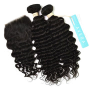 Deep Wave Bundle Deals | AVERA Virgin Hair Extensions