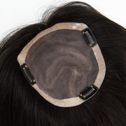 "AVERA Virgin Hair Topper 5""x5"""