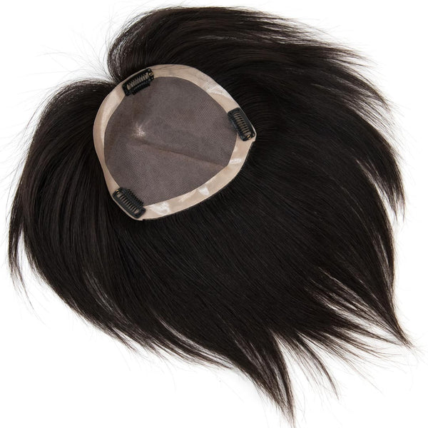 AVERA Virgin Hair Topper 5
