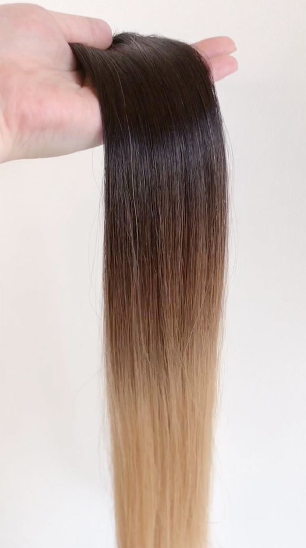 AVERA #1B/4/27 Clip-In Hair Extension