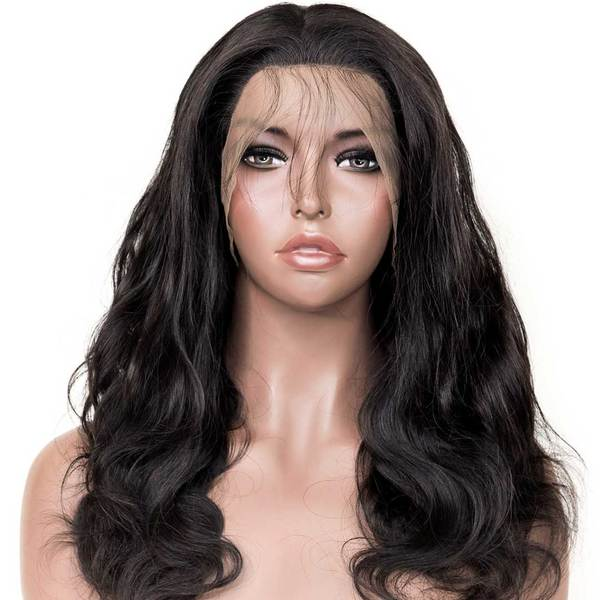 Wavy Lace Front Wig Body Wave