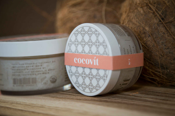 Our newest brand, Cocovit coconut oil!