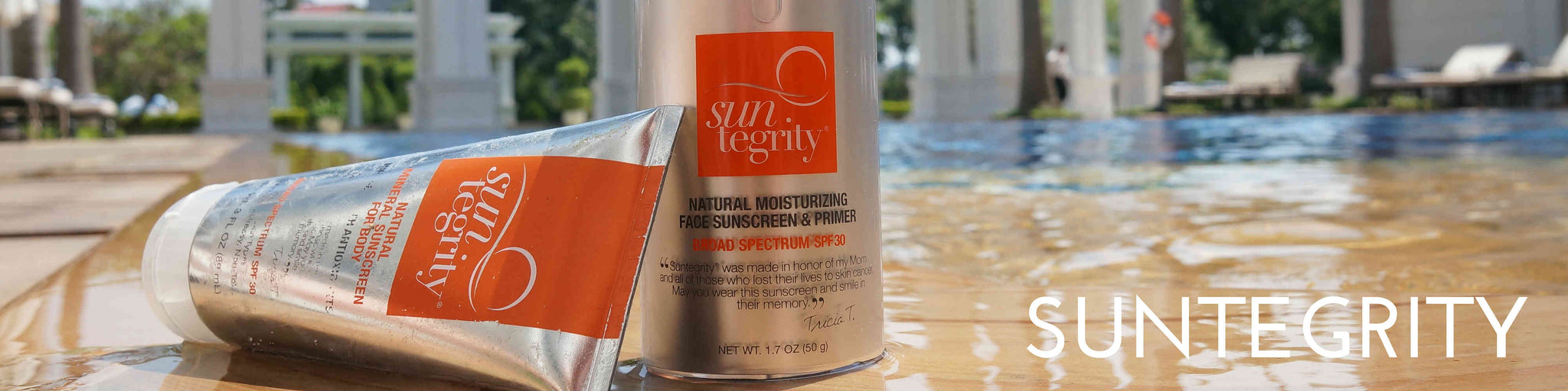 Suntegrity All Natural Sunscreens