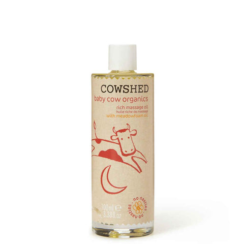 Baby Cow Rich Massage Oil-Cowshed-Gourmet Skin Bar