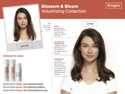 Ginseng and Biotin Volumizing Spray-Briogeo-Gourmet Skin Bar