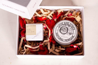 GSB Her Essential Scents Box-GSB-Gourmet Skin Bar