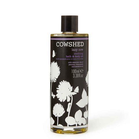 Lazy Cow Soothing Bath & Body Oil-Cowshed-Gourmet Skin Bar