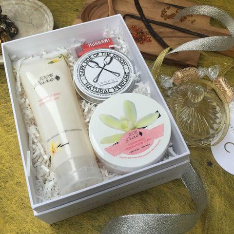 Vanilla & Spice - Limited Edition Giftbox-GSB-Gourmet Skin Bar