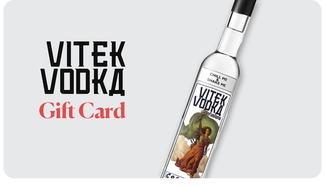Vitek Vodka eGift Card