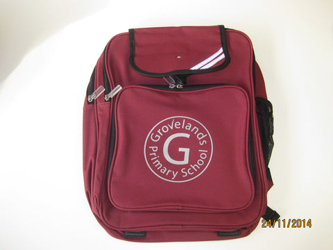 Grovelands Back Pack