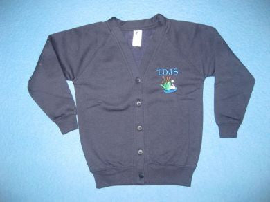 Thames Ditton Juniors Sweat Cardigan