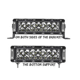 LED LIGHT BARS - Dual Row - Length Adjustable - NEW PRODUCT