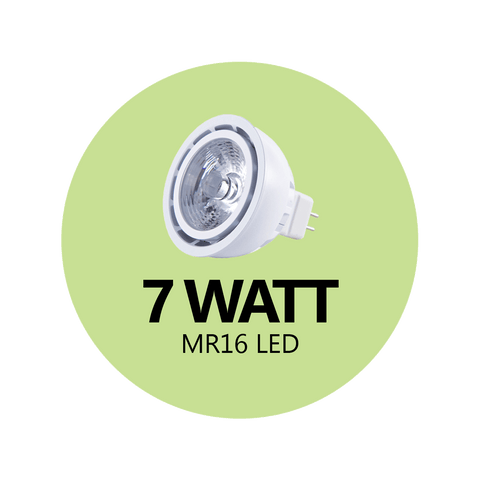 Premium 7 Watt MR16 LED