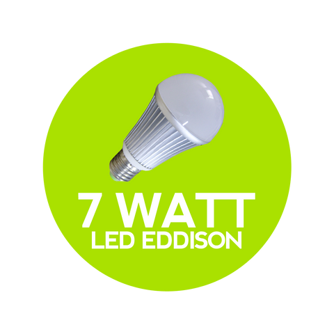 7 Watt LED Eddison
