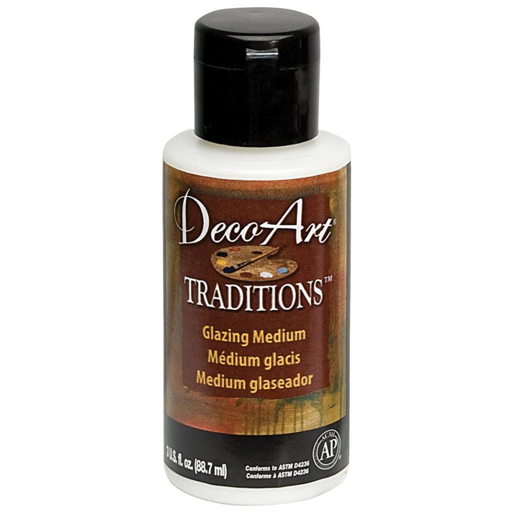 Deco Art Glazing Medium - 3oz