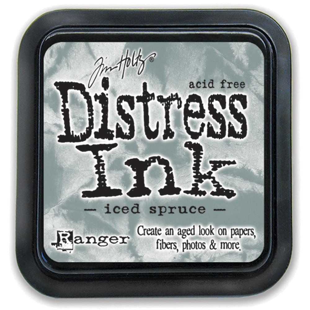 Ranger - Tim Holtz Distress Ink Pad - Iced Spruce