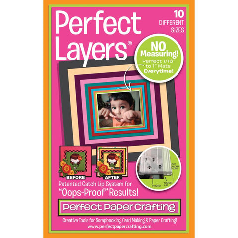 ***New Item*** Perfect Layers, 3/Pkg - Tools 1, 2 & 3