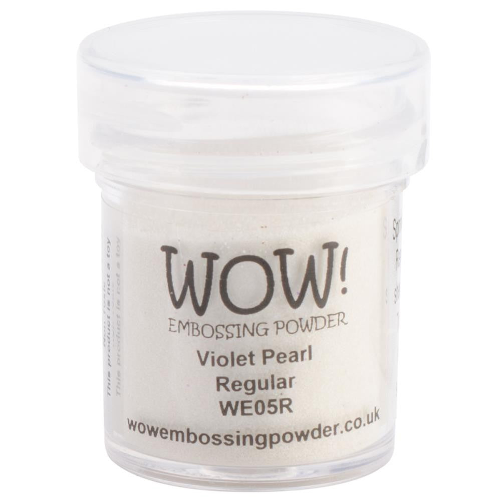 WOW Embossing Powder 15ml - Violet Pearl