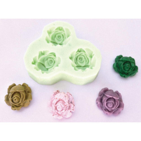 WOW Silicone Mold - Shabby Rose