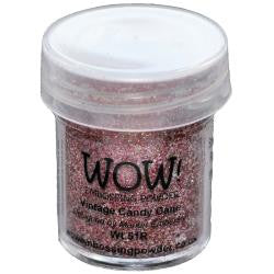 WOW Embossing Powder 15ml - Vintage Candy Cane